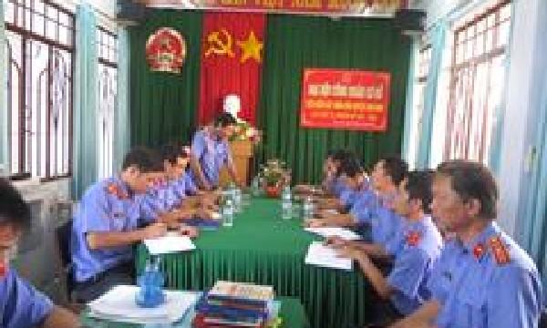 """Kết luận Thanh tra tại Viện kiểm sát nhân dân huyện Vạn Ninh: """"Không có án dân sự bị huỷ"""""""